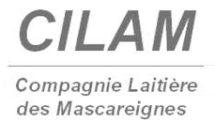 Image de  CILAM Compagnie Laitière des Mascareignes