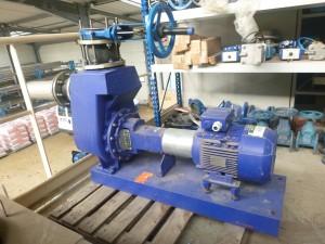 Pompe KSB bleue 3